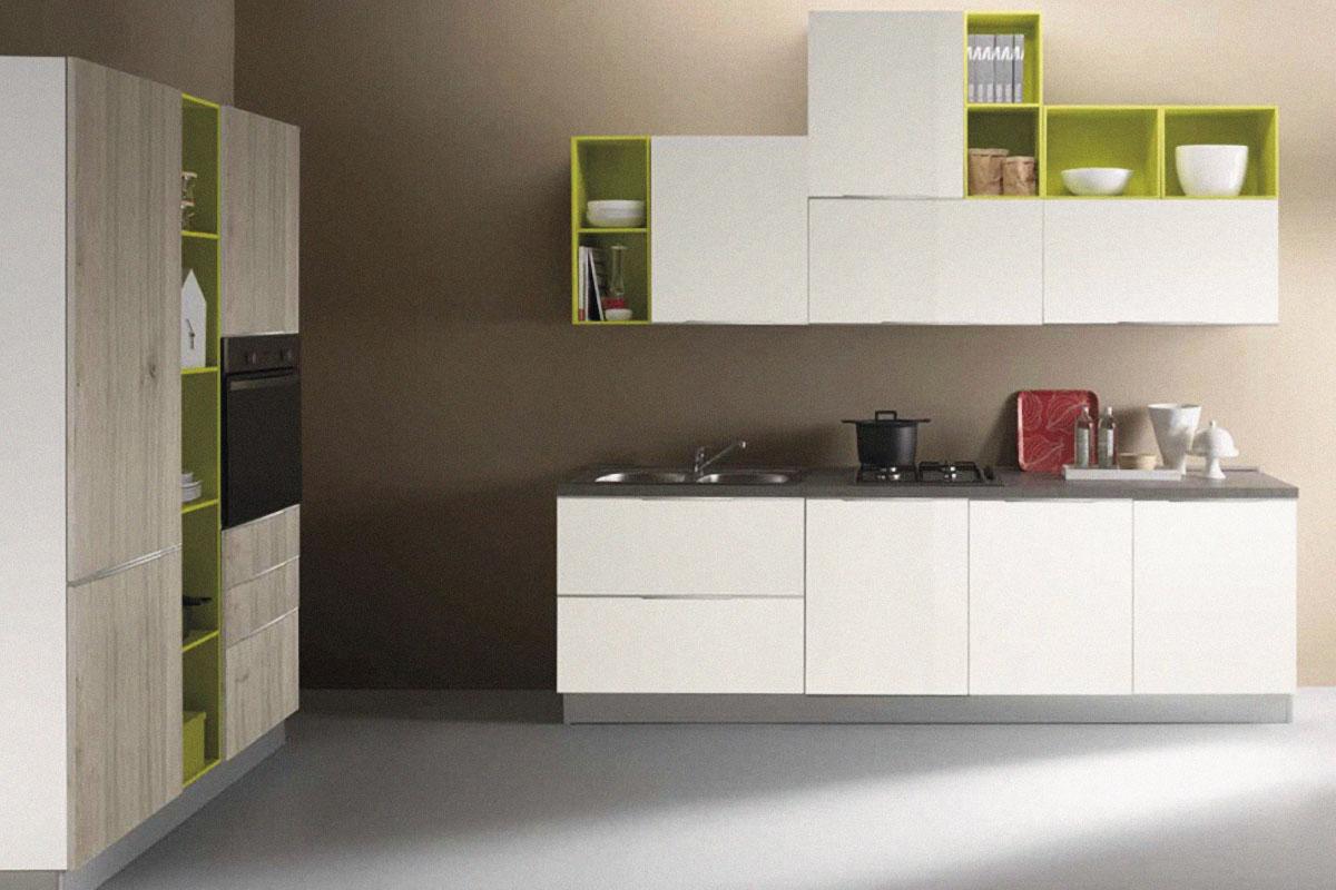 Cucina Mia 150 + 270