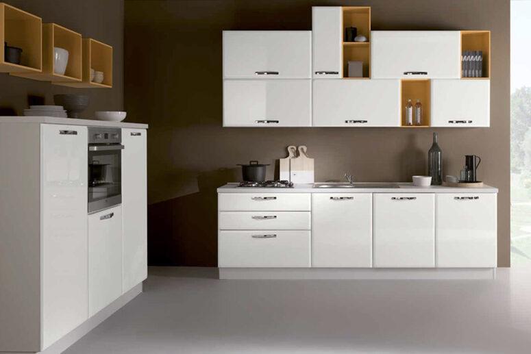 cucina Ambra colore bianco