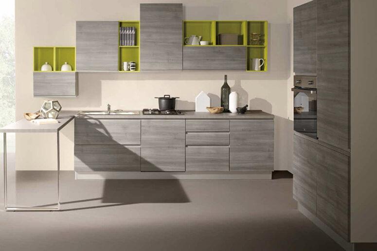 cucina Kelly grigio