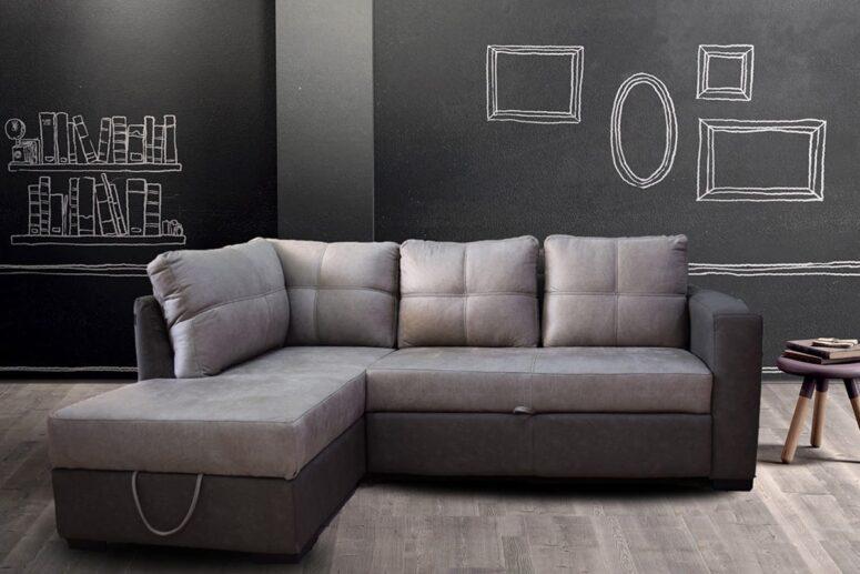 divano angolare Nico