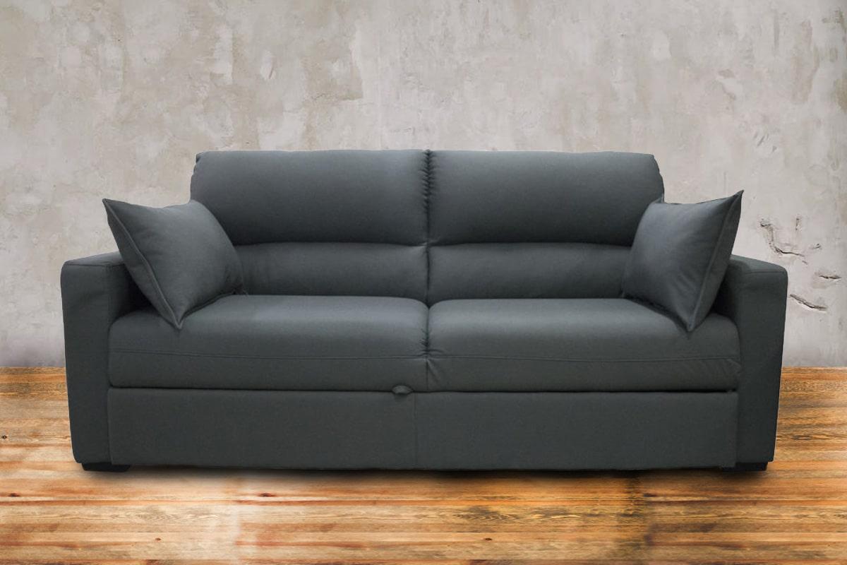 divano con carrello estraibile per letto Anastasia