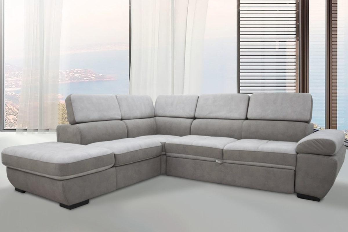 divano letto angolare Cristina