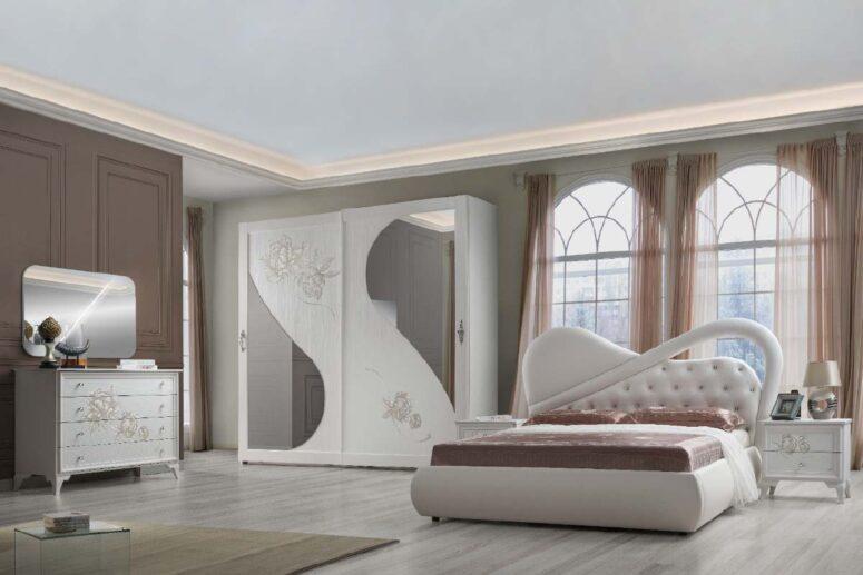 Camera da letto Agape